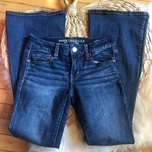 Anerican Eagle outfitters Jeans 6 boho artist